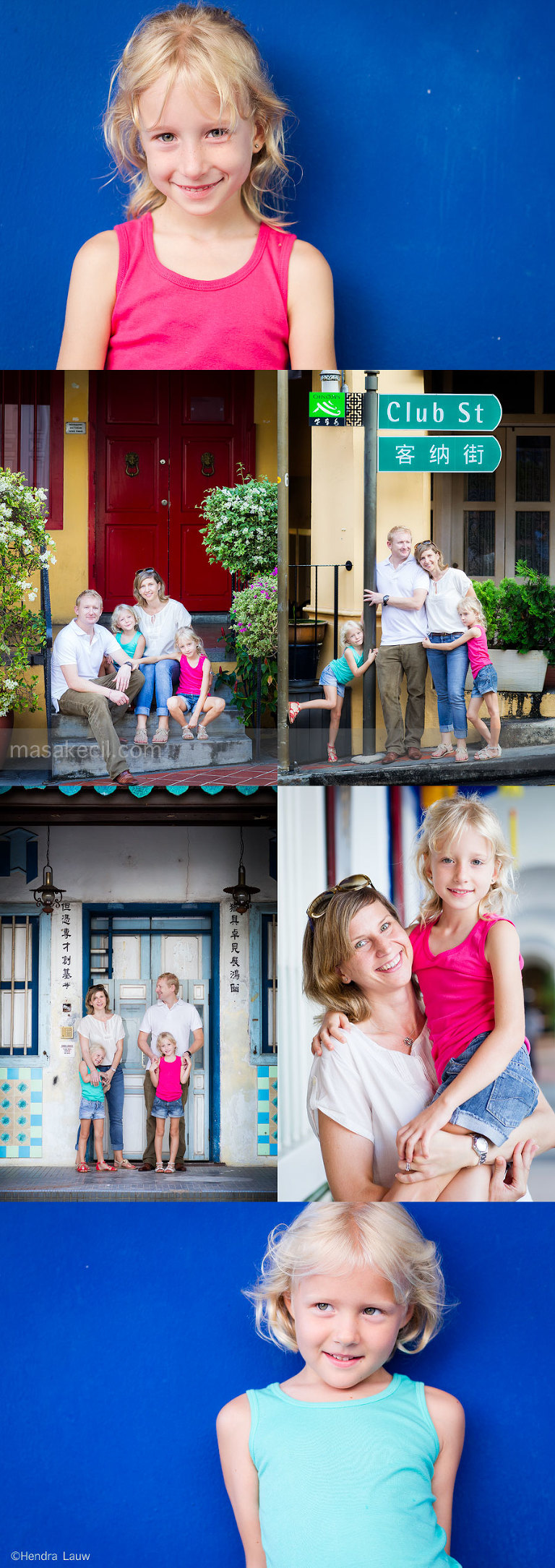 Urban Family Photographer in Singapore