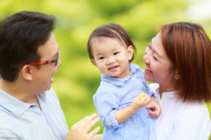 Singapore outdoor family photography