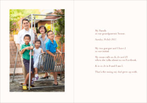 Family photography by Masakecil.