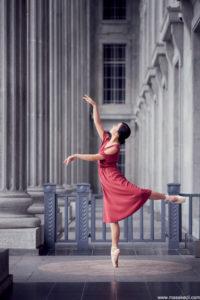 Singapore outdoor ballet photographer