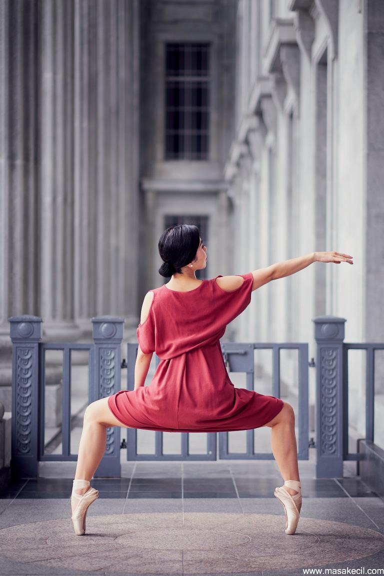 Outdoor ballet photographer - Masakecil Photography